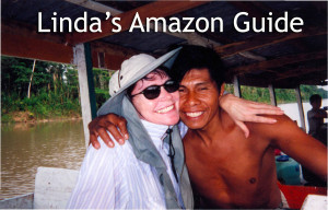 Linda Deir's Amazon Jungle guide, magical Roberto