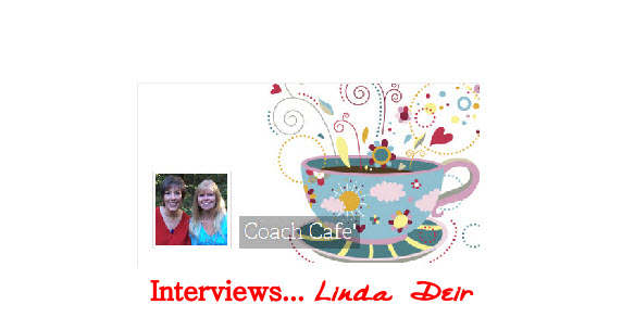 Coach Cafe, interviews Linda Deir