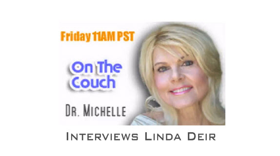 On the Couch with Dr. Michelle interviews Linda Deir