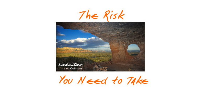 The Risk You Need to Take, by Linda Deir