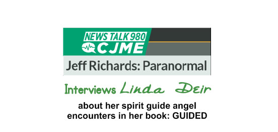 Jeff Richards: Paranormal Show, Interview with Linda Deir about her book Guided