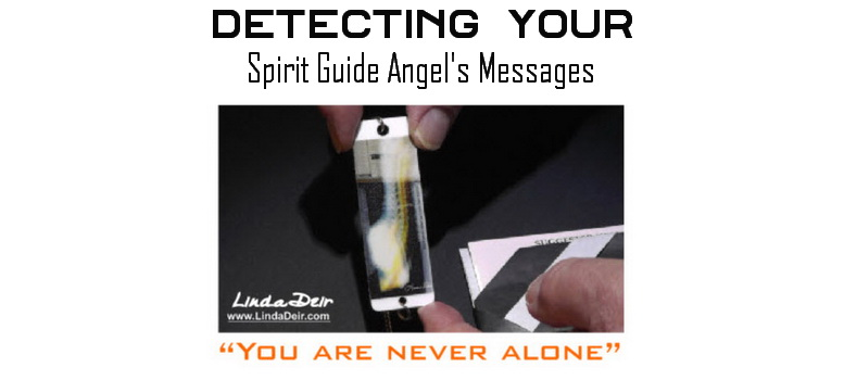 Detecting your Spirit Guide Angel's Messages
