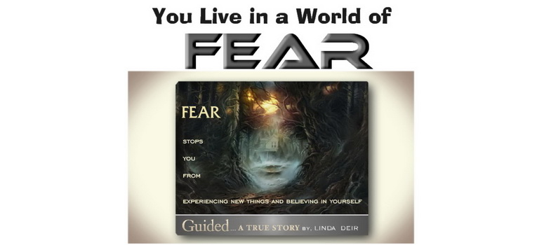 You Live in a World of Fear, by Linda Deir
