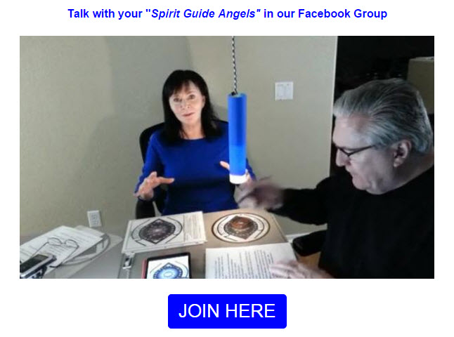 Talk with your Spirit Guide Angels in out Facebook Group