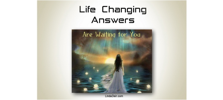 Life Changing Answers Are Waiting For You