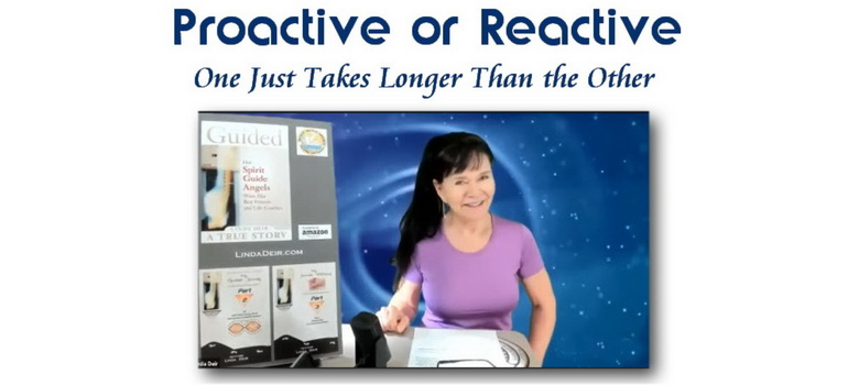 Proactive or Reactive, One Just Takes Longer Than the Other
