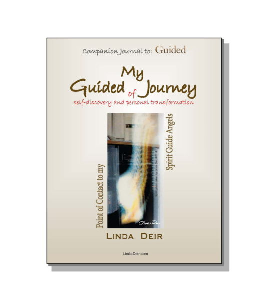 """My Guided Journey, companion """"journal"""" to GUIDED"""