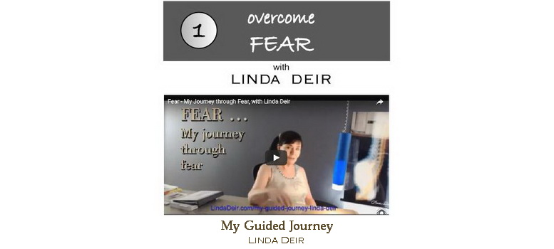 Fear - My Guided Journey