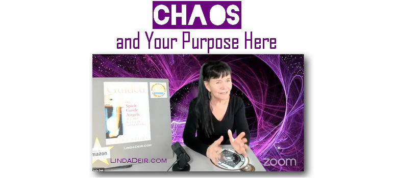 Chaos and Your Purpose Here