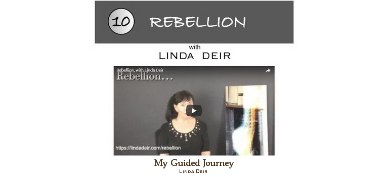 Rebellion - My Guided Journey