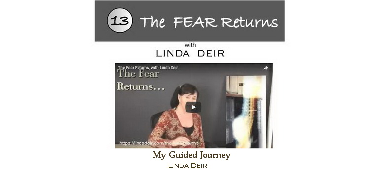 The Fear Returns