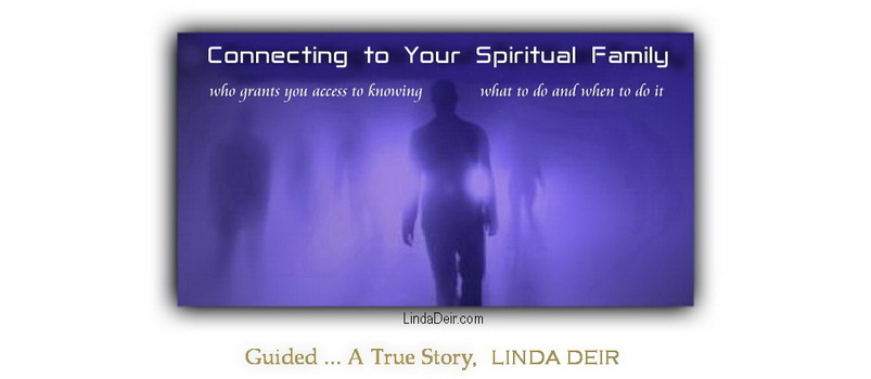 Connecting to Your Spiritual Family