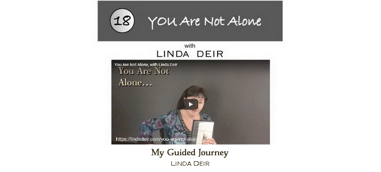 You are not alone - My Guided Journey