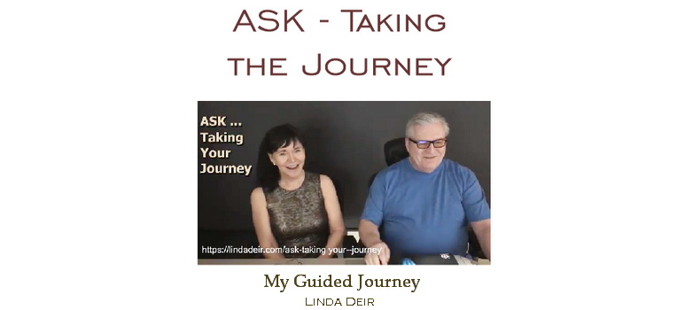 Ask – taking your journey, with Linda and Ray