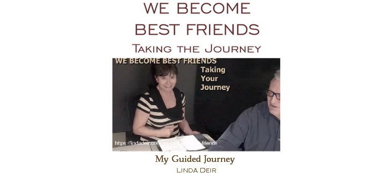 We Become Best Friends - taking the journey, with Linda and Ray