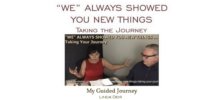 We Always Showed You New Things - taking the journey, with Linda and Ray