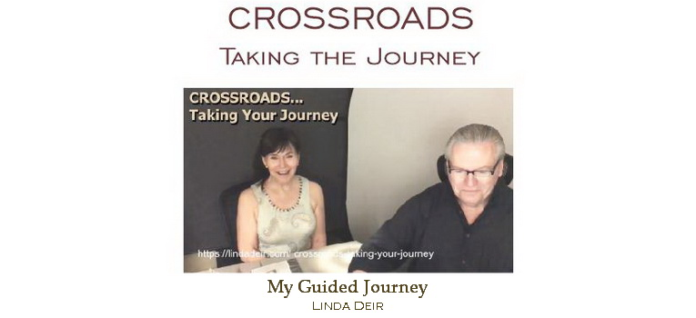 Crossroads - taking the journey, with Linda and Ray