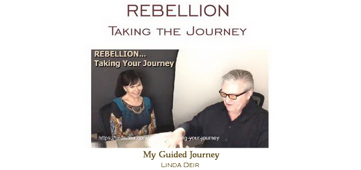 Rebellion - taking the journey, with Linda and Ray