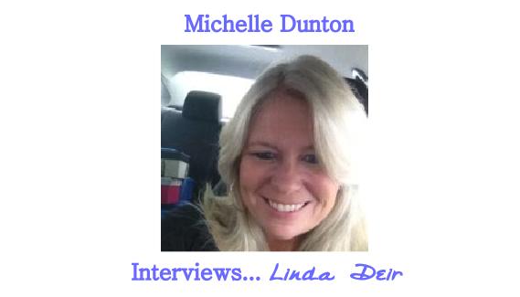 Michelle Dunton interviews Linda Deir