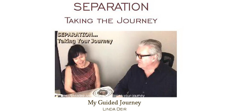 Separation – taking the journey, with Linda and Ray