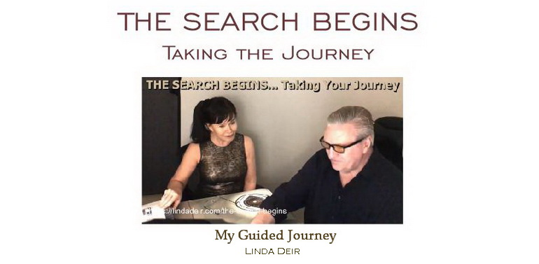 The Search Begins – taking the journey, with Linda and Ray