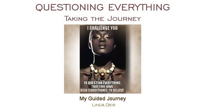Questioning Everything – taking the journey, with Linda and Ray