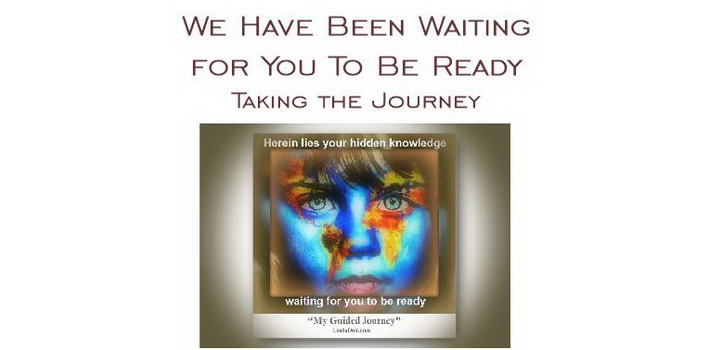 We Have Been Waiting for You To Be Ready – taking the journey, with Linda and Ray