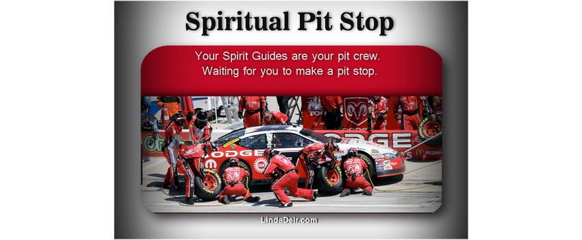 Spiritual Pit Stop