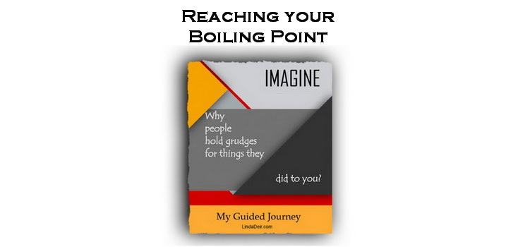 Reaching your Boiling Point