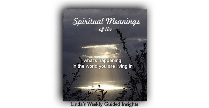 Spiritual Meanings - a segment of Linda's Weekly Guided Insights
