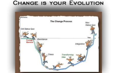 Change is your Evolution