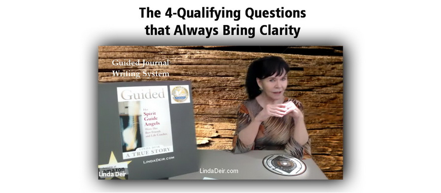 The 4-Qualifying Questions that Always Bring Clarity