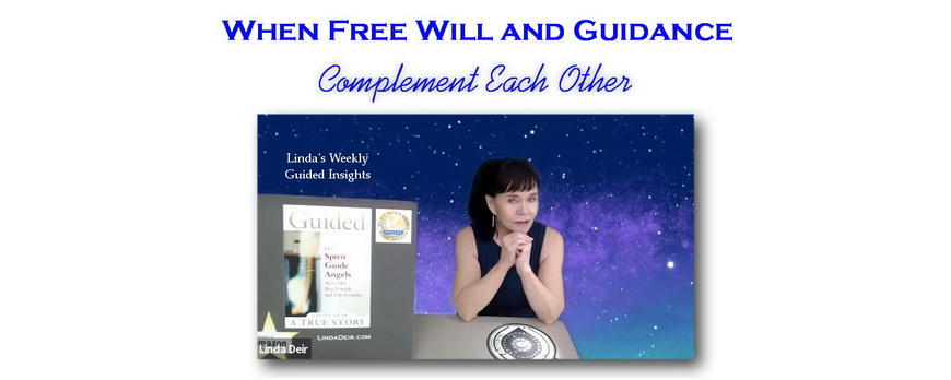 When Free Will and Guidance Complement Each Other