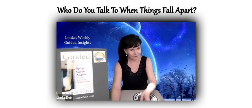 Who Do You Talk To When Things Fall Apart?
