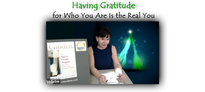 Having Gratitude for Who You Are is the Real You