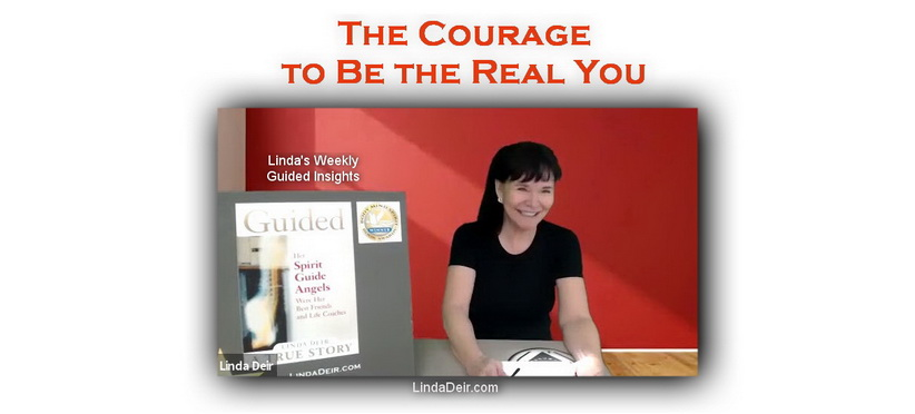 The Courage to Be the Real You