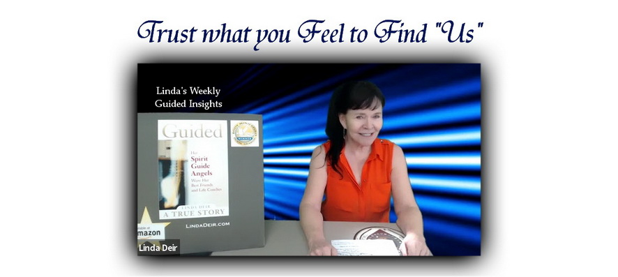 """Trust what you Feel to Find """"Us"""""""