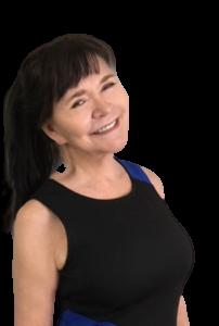Linda Deir, author, speaker, transition coach, trainer