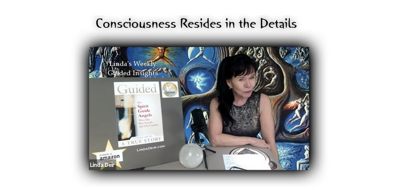 Consciousness Resides in the Details