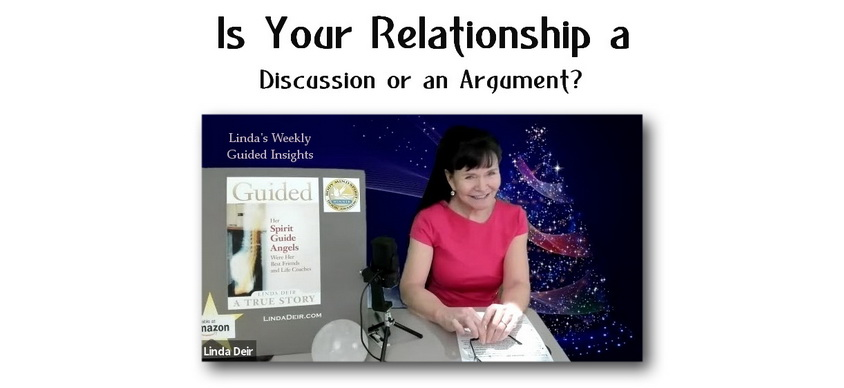 Is Your Relationship a Discussion or an Argument?