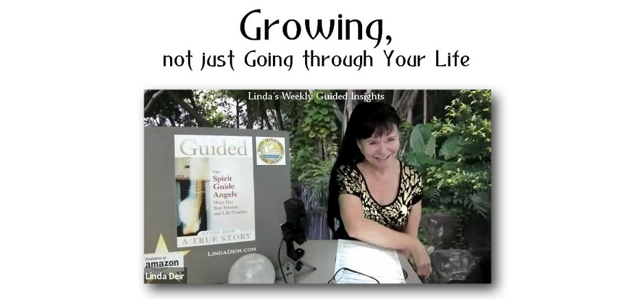 Growing, not just Going through Your Life